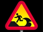 http://www.dreamstime.com/stock-photography-tsunami-warning-sign-image18854102