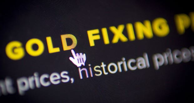 gold-fixing